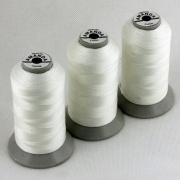 Specjalistyczne nici antystatyczne z metalowym rdzeniem. Nici zaawansowane technologicznie do produkcji odzieży ochronnej.